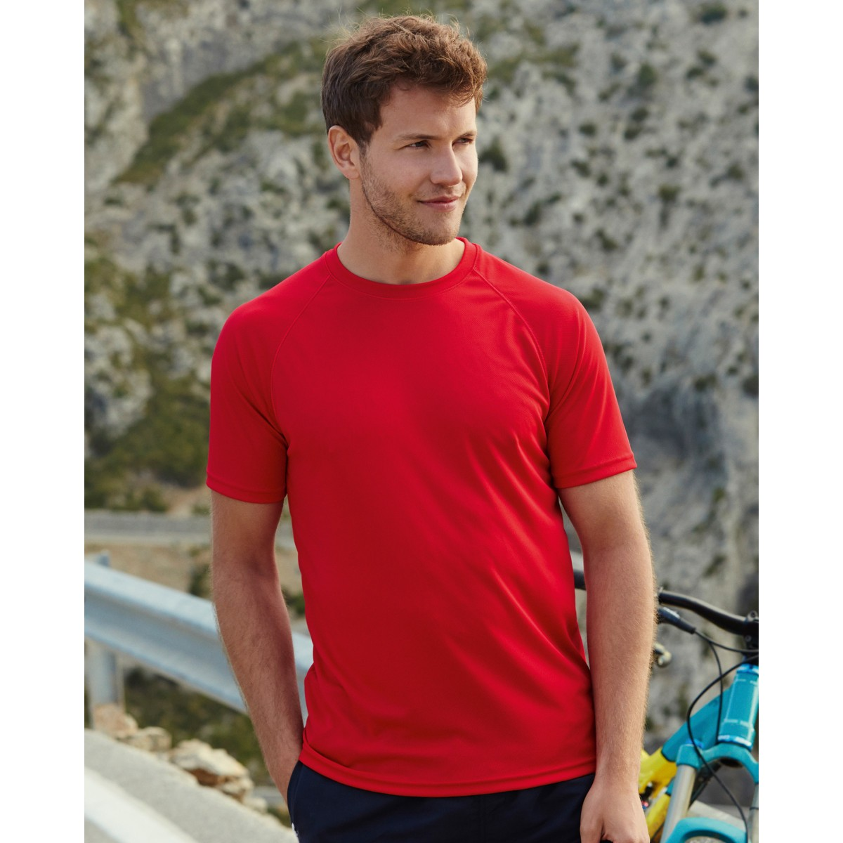 Fruit Of The Loom Mens Performance T Shirt