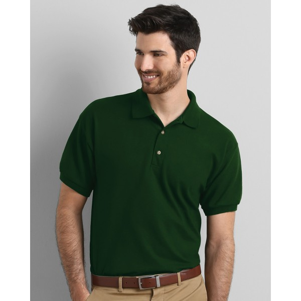Gildan Cotton Adult Embroidered Polo Shirts