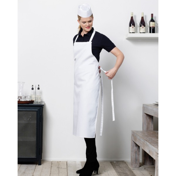 Personalised Bib Aprons for Work Uniforms