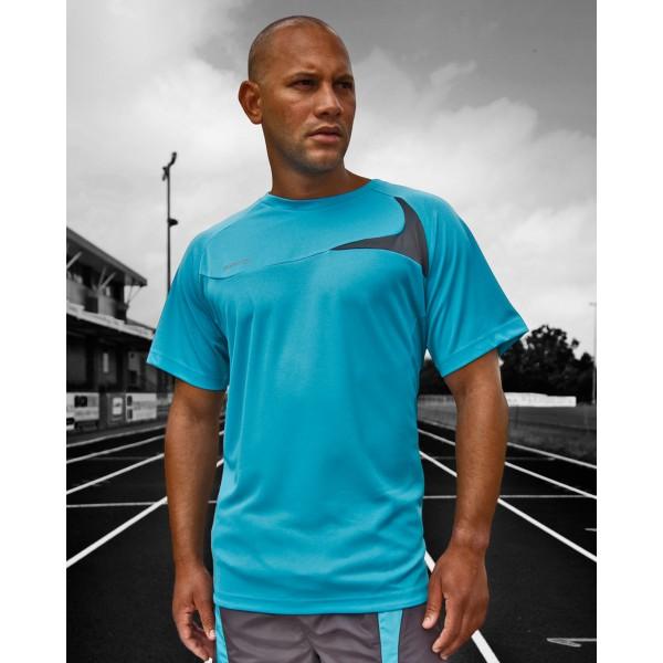 Spiro Personalised Men's Training T-shirts