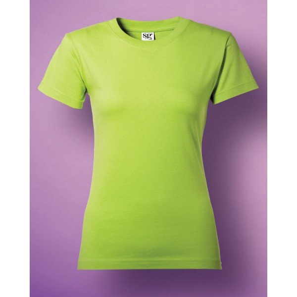 SG Heavyweight Ladies T-shirts for Custom Clothing