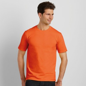 Gildan Premium Cotton Men's T-shirts for Bulk Printing