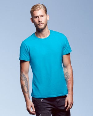 Anvil Men's Fashion Basic T-shirt for Custom Printing