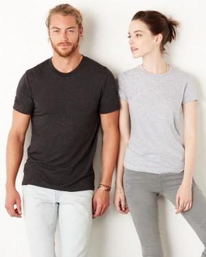 Bella Canvas Women's Jersey Short Sleeve Custom Printed T-shirts