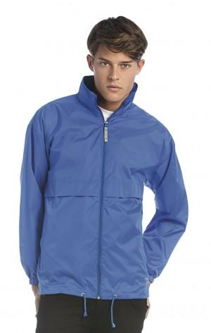 B&C Personalised Men's Windbreaker Jackets