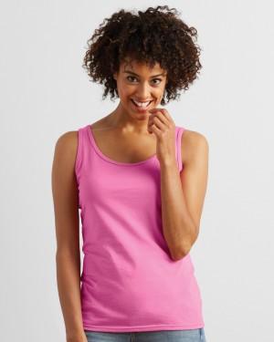 Gildan Softstyle Ladies Vests for Custom Clothing