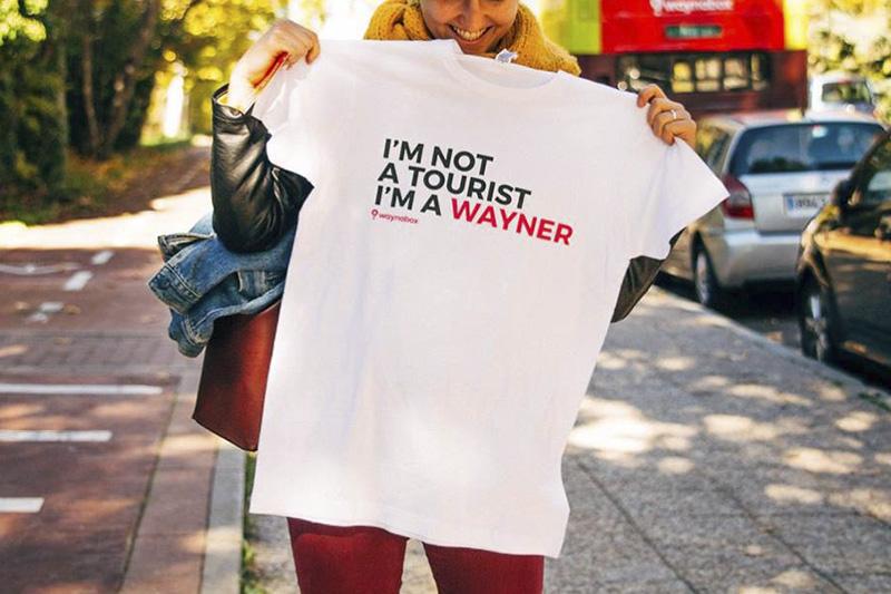 Camisetas promocionales Barcelona